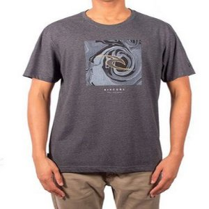 Camiseta Rip Curl Icon Box - CTE0983