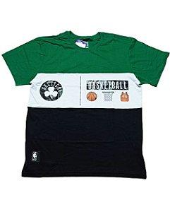 Camiseta NBA Especial Celtics Basketball - N035a