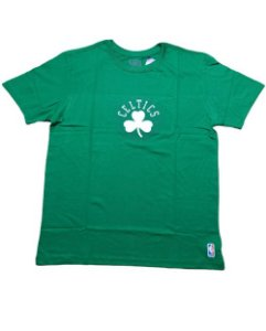 Camiseta NBA estampa Celtics Classic - N001A