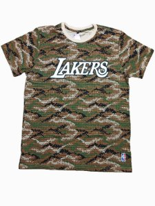 Camiseta Lakers NBA Especial - N030A