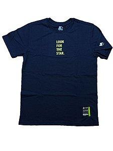 Camiseta Starter Look For The Star Básica - S729A