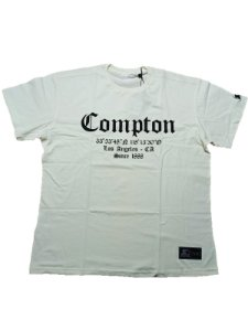 Camiseta  Starter Compton Los Angeles  Large - S669A