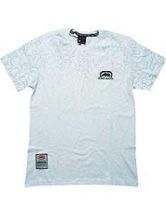Camiseta Ecko Rajada Logo Pequena - E908A