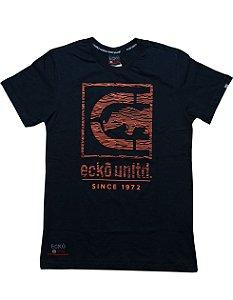 Camiseta Ecko Logo Rajada - E883A