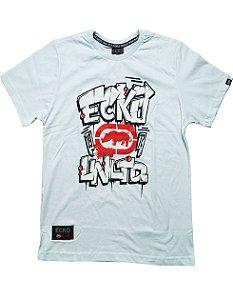 Camiseta Ecko Logo Grafite Especial - E892A