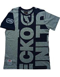 Camiseta Ecko Logo Grande No Peito - E913A