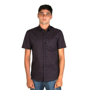 Camisa Lost Rad Brains Masculina - Azul