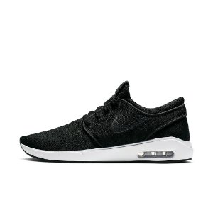 Tênis Nike SB Air Max Janoski 2 Black / White