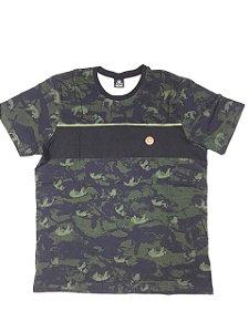 Camiseta Okdok Camuflada Digital Clássica (1200291N)