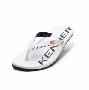 Chinelo Kenner Red Colors Hoi Masculino Original - Branco
