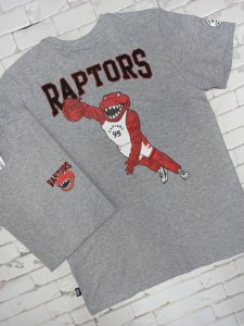 Camiseta NBA Estampa Mascote RAPTORS (N239A)