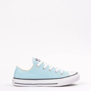 Tênis Converse Chuck Taylor All Star Seasonal Ox Azul Bebê CT04200045