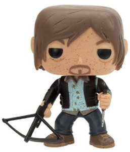 Funko Pop! - Daryl Dixon Sangrento Exclusivo Px