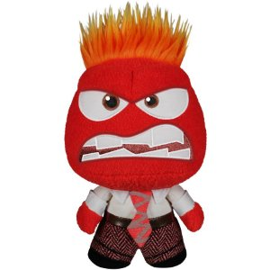 Funko Fabrikations - Anger - Divertida Mente