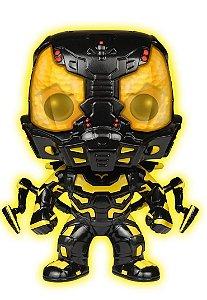 Funko Pop! - Yellow Jacket - Homem Formiga- Brilha No Escuro