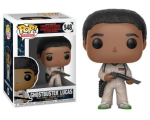 Funko Pop! - Lucas Caça-fantasmas - Stranger Things
