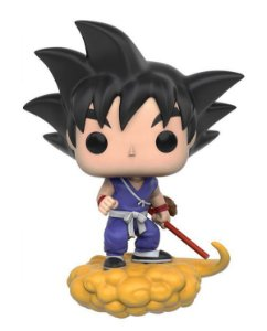 Funko Pop! - Goku Na Nuvem  Voadora - Dragon Ball Z