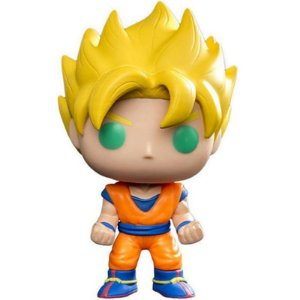 Funko Pop! - Goku Super Saiyajin  - Dragon Ball Z