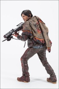 Daryl Dixon Survivor Deluxe - The Walking Dead - Mcfarlane