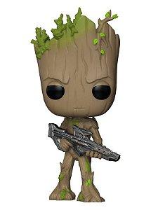 Funko Pop! - Groot - Vingadores Guerra Infinita (Avengers Infinity War) #293