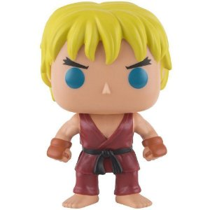 Funko Pop! - Ken  - Street Fighter #138