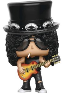 Funko POP! - Slash - Guns N Rose #51