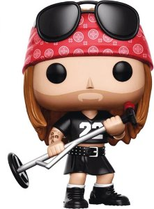 Funko Pop! - Axl Rose - Guns N Rose #50