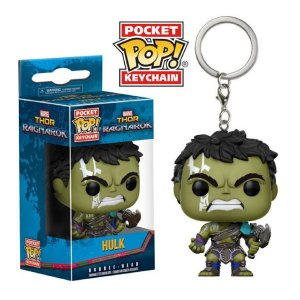 Pocket POP! Chaveiro - Hulk Gladiator na Arena - Thor Ragnarok