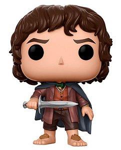 Funko Pop - Frodo - O Senhor Dos Anéis #444