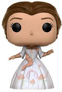 Funko Pop! - Belle Celebration - A Bela e a Fera - Disney #247