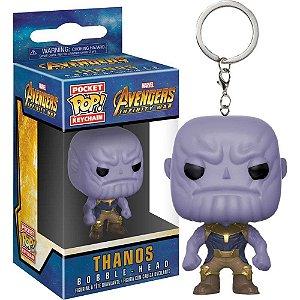 Pocket POP! Chaveiro - Thanos - Vingadores Guerra Infinita