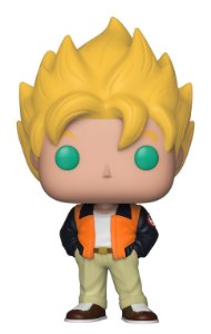 Funko Pop! - Goku Casual - Dragon Ball Z #527