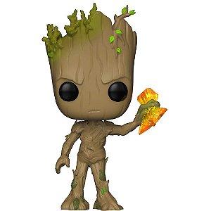 Funko Pop! - Groot Stormbreaker - Vingadores Guerra infinita