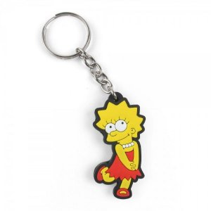 Chaveiro Cute Lisa Simpson