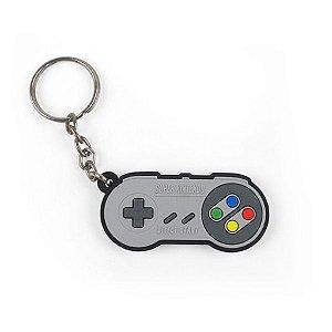 Chaveiro Cute Controle Super Nintendo