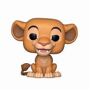 Funko Pop! - Nala - O Rei Leão #497