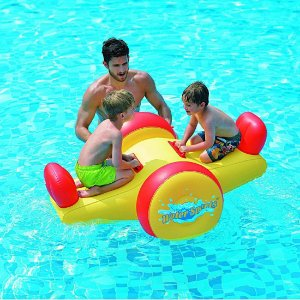 Bóia Gangorra Water Sport Diversão Garantida Prod. Original