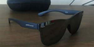 Oculos de sol masculino moda 2018 chillibeans