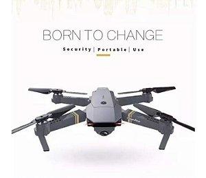 Drone e58 eachine tipo mavic wiffi