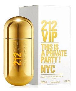 212 VIP Woman Carolina Herrera Eau de Parfum - Perfume Feminino