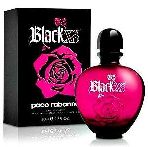 Black XS for Her Paco Rabanne Eau de Toilette - Perfume Feminino