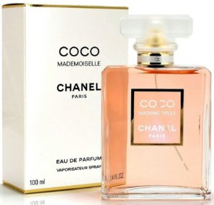 Coco Mademoiselle Chanel Eau de Parfum - Perfume Feminino
