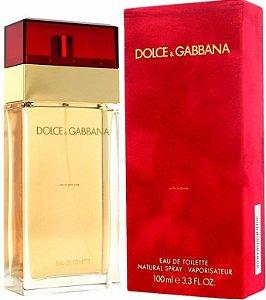 Dolce & Gabbana pour Femme Eau de Toilette - Perfume Feminino