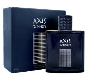 Axis Winner for Men Axis Paris Eau de Toilette - Perfume Masculino