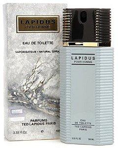 Lapidus pour Homme Ted Lapidus Eau de Toilette - Perfume Masculino