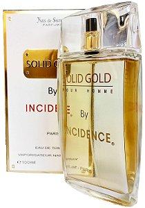 Solid Gold pour Homme Eau de Toilette - Perfume Masculino