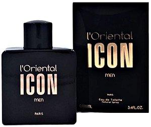 L`Oriental Icon Men Estelle Ewen Eau de Toilette - Perfume Masculino
