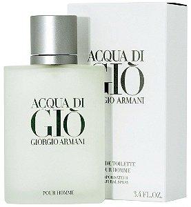 Acqua Di Gio pour Homme Giorgio Armani Eau de Toilette - Perfume Masculino