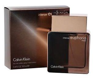 Euphoria Men Intense Calvin Klein Eau de Toilette - Perfume Masculino