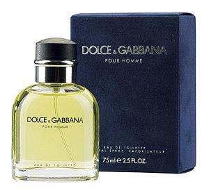 Dolce & Gabbana pour homme Eau de Toilette - Perfume Masculino